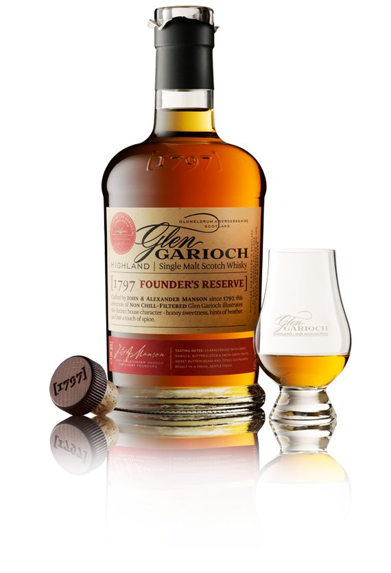 Founder's Reserve - Scotch Whisky - Glen Garioch available from Whisky Please.