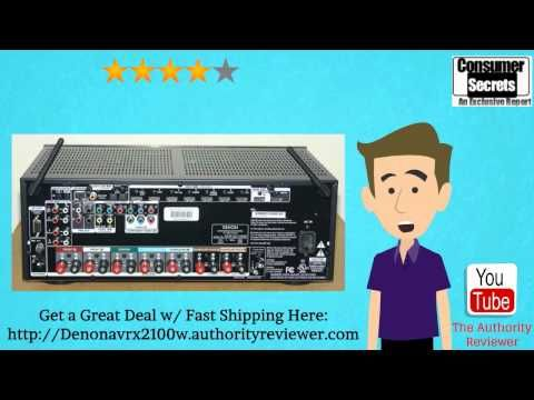 Check out this exclusive review of the Denon avr-x2100w and Denon AVR-X1100W and learn about the advantages and dis-advantages of this product -- Denon avr-x1100w review --- https://www.youtube.com/watch?v=TKmlcSgMKXo