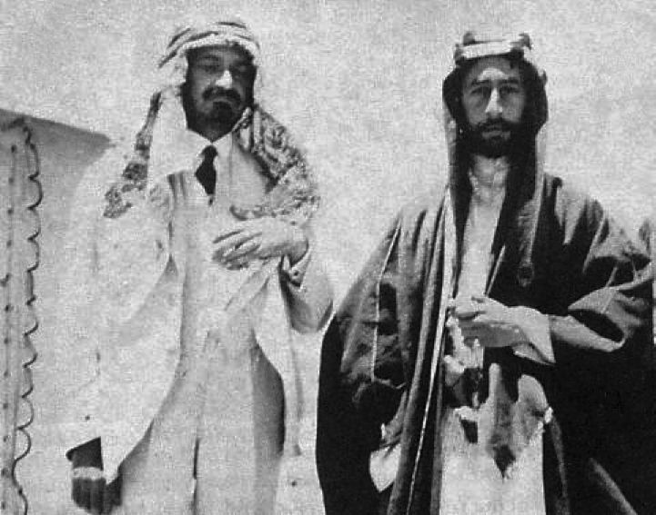 The House Of Saud: It's Jewish Origin And Installation By The British Crown