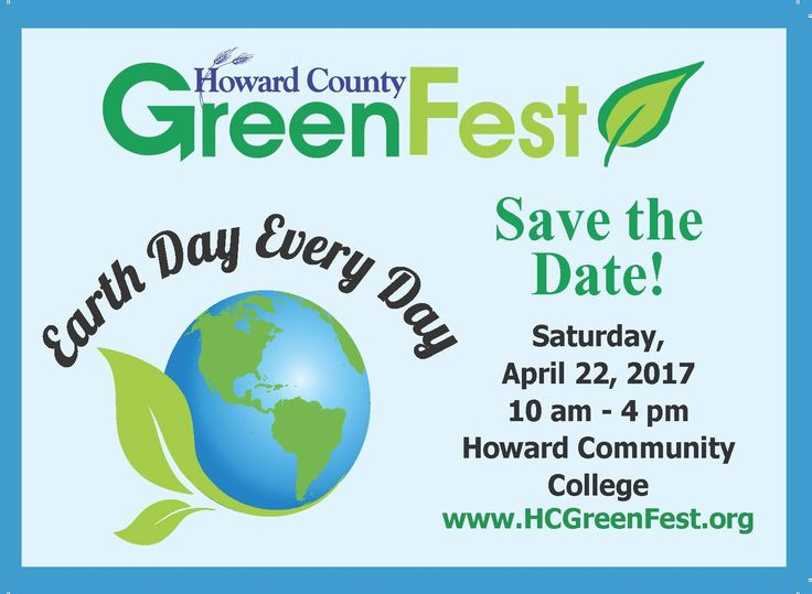 Howard County, Maryland > Departments > County Administration > Community Sustainability > GreenFest