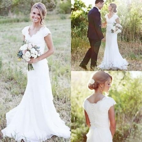 The 25 best simple country wedding dresses ideas on pinterest the 25 best simple country wedding dresses ideas on pinterest country wedding decorations rustic wedding dresses and snow white wedding dress junglespirit Gallery