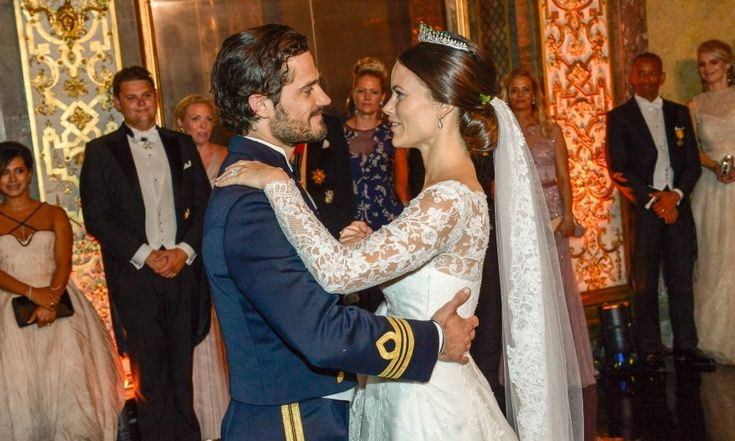 """""""I don't think I knew the magic of love before I met Sofia,"""" said Prince Carl Philip. """"But ever since I met her, I've seen how love can change a person."""""""