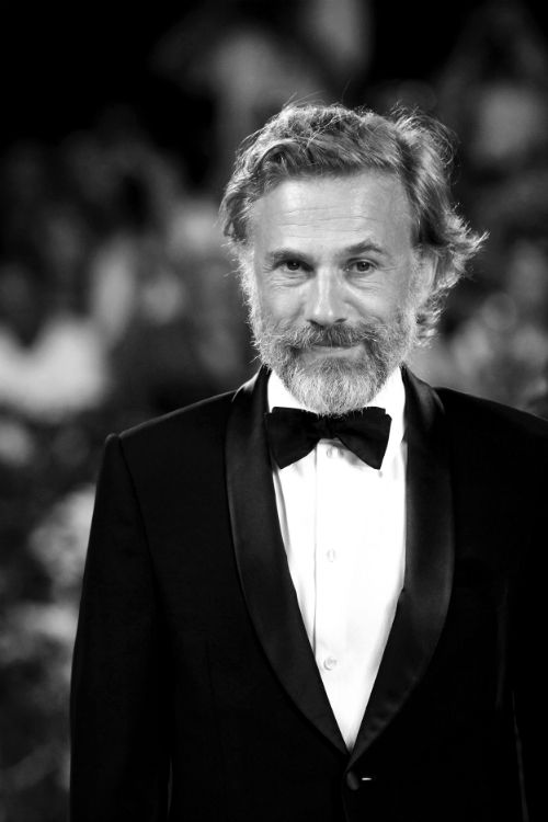 Christoph Waltz. I do believe, I really, really likey. :)