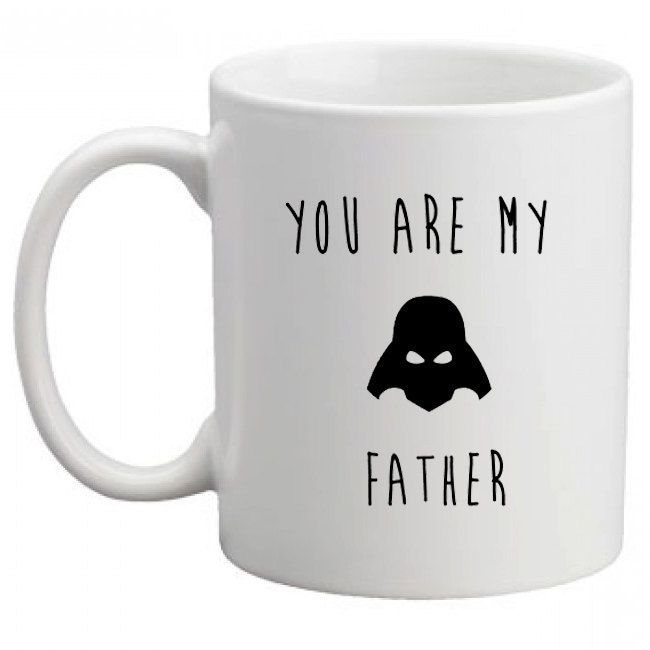 You are my father mug - lovely present for dad birthday or father's day (9.85 GBP) by missharry