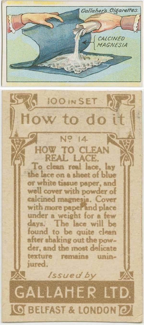 Vintage 100-Year-Old Life Hacks That Are Shockingly Helpful Today, http://happybrainy.com/100-year-old-life-hacks/