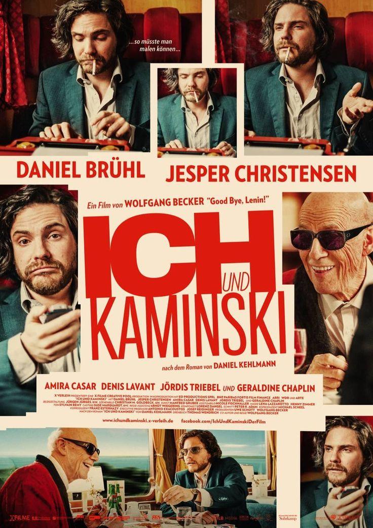 Ich und Kaminski directed by Wolfgang Becker (2015)