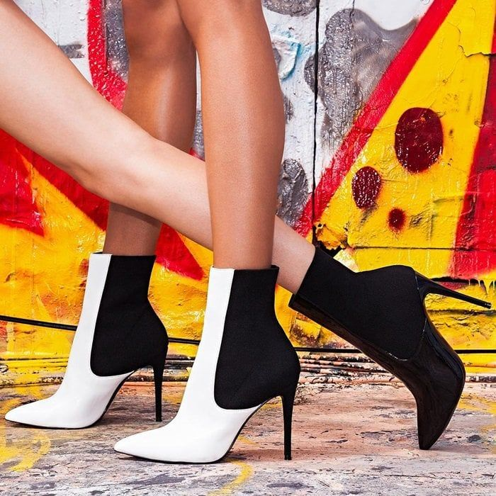 69085e17ba7 Super-Sexy Divinity Booties | Steve Madden in 2019 | Shoes, High ...