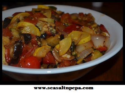 Alice waters, Ratatouille and Water on Pinterest