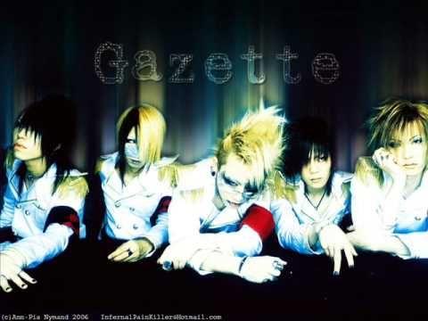 <3 The GazettE - Burial Applicant <3