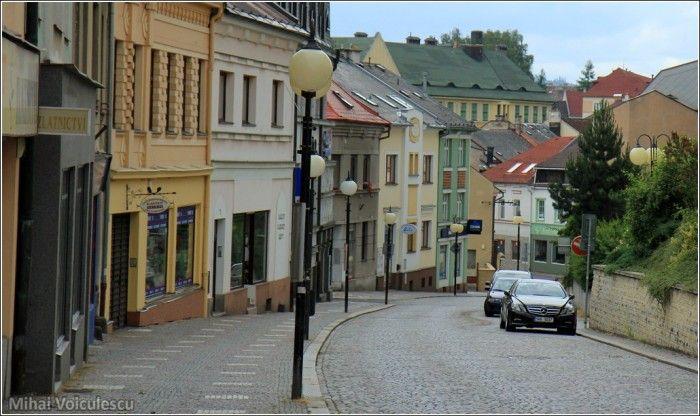 Česká Třebová, Czech Repulic, June 2014
