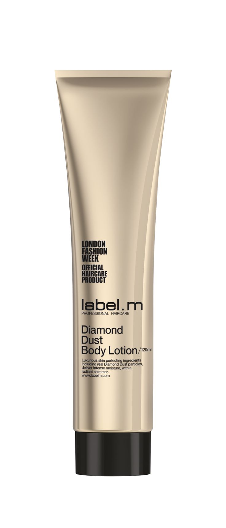label.m Diamond Dust Body Lotion Luxurious and skin perfecting Diamond Dust particles deliver intense moisture and silkiness leaving skin glowing with a radiant diamond shimmer.