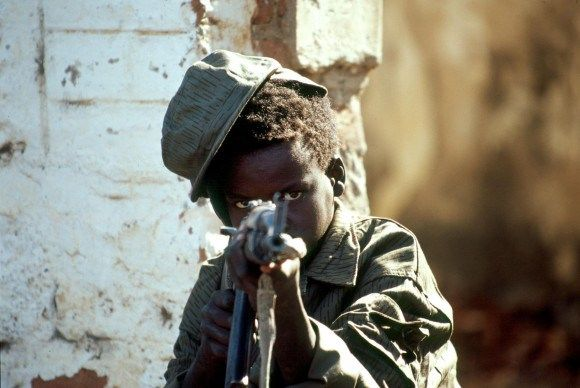 this needs to stop / #child_soldiers #children_of_war