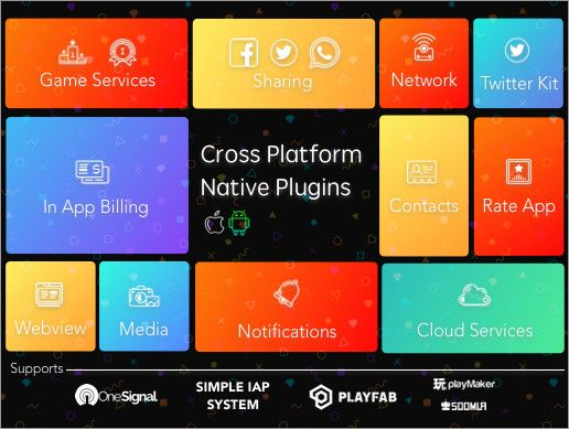 Cross Platform Native Plugins - Lite Version Unity Asset