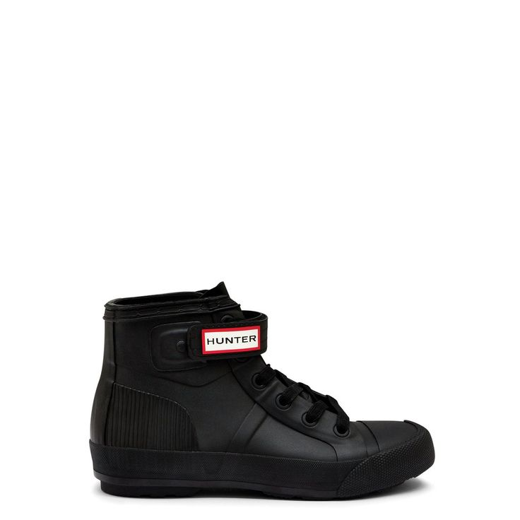 Hi Top - Black - Size 6,7,8,9 – Hunter Boots Australia