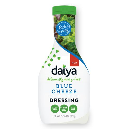 Blue Cheeze Dairy-Free Dressing - Daiya Foods, Deliciously Dairy-Free Cheeses, Meals & More