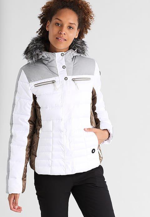 Und nun runter den Abhang! Icepeak CATHY - Skijacke - optic white für 169,95 € (11.12.16) versandkostenfrei bei Zalando bestellen.