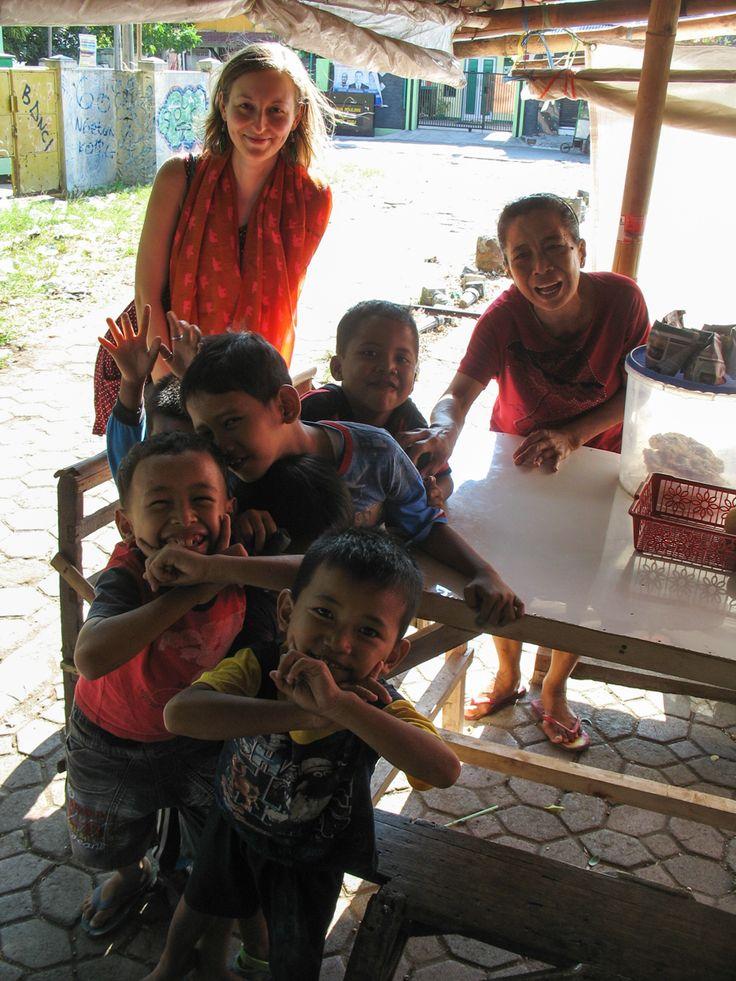 Kids in Cirebon, Java, Indonesia