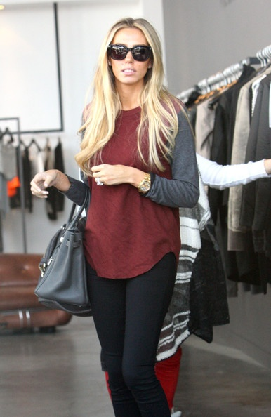 Petra Ecclestone Photo - Petra Ecclestone Shopping In West Hollywod