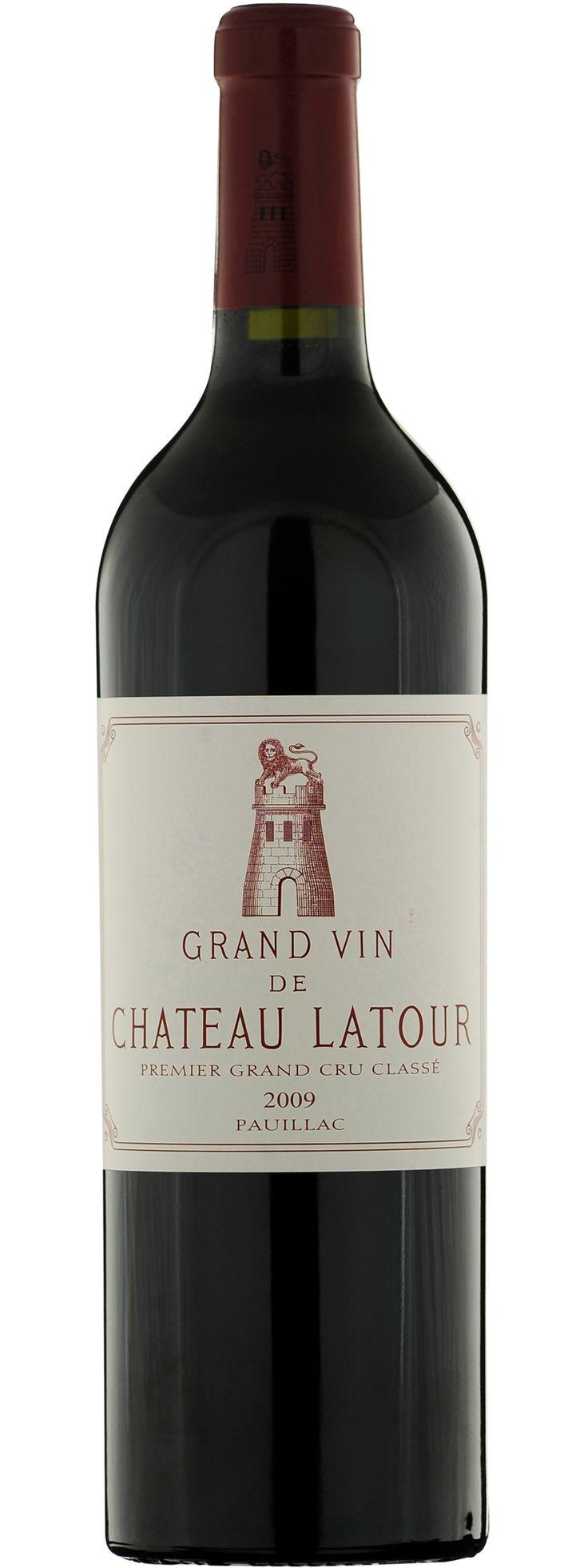 Château Latour Pauillac 2009