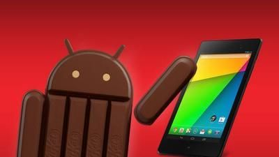 Android 4.4 operating system - KitKat