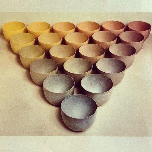Colour gradient