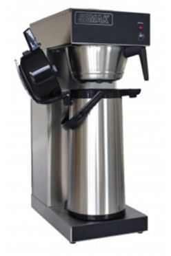 Commercial Coffee Decanter Dripolator - Semak BR22L Coffee Decanter Dripolator - www.hoskit.com.au- Kitchen & Catering Equipment