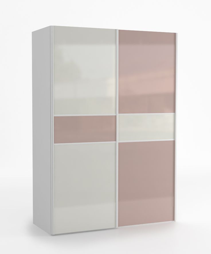 Szafa 155 o wymiarach: 2200x1550x678. duże przesuwne drzwi szafy, prowadnice firmy SEVROLL z niewidocznym mechanizmem jezdnym domykają fronty, we wnętrzu szafy mamy 6 półek oraz drążki na wieszaki (dowolność w komponowaniu wnętrza szafy), boki szafy wykonane z płyty laminowanej, fronty z płyty MDF.
