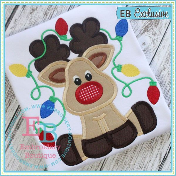 Lots of cute applique patterns