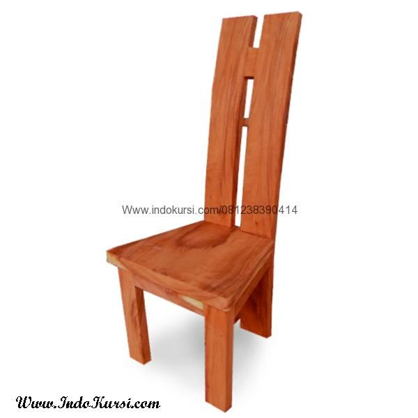 Jual Furniture Cafe Kursi Minimalis Model Huruf H merupakan Produk Mebel Indo Kursi Jepara dengan desain Dudukan bentuk Minimalis dengan Mode Minimalis Kayu Jati