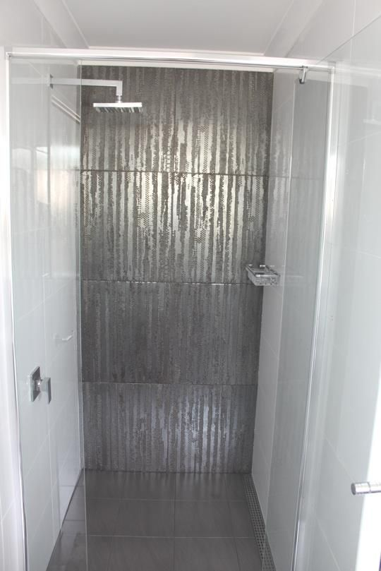 Luxe Fixed Shower Head - On the Ball Bathrooms - Perth - Bathrooms - Renovations
