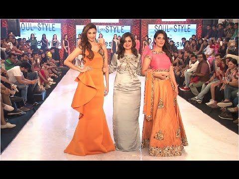 Pooja Gor & Daisy Shah's ramp walk | India Beach Fashion Show 2017.