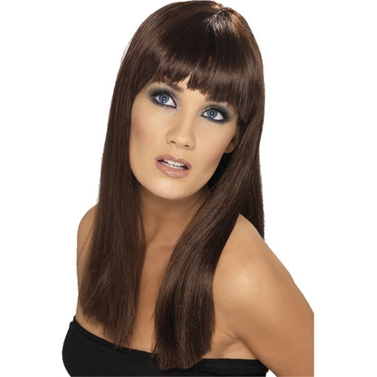 Glamourama wig - brown - - # brown #glamourama #perucke - #new