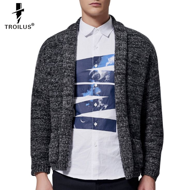 Find More Sweaters Information about Troilus 2016 Hot Mens Sweater Long Sleeve Cardigan Males Turn Down Collar Slimming Long Sleeve Men's Cardigan Fashion Sweaters,High Quality sweater pattern,China cardigan coat sweater Suppliers, Cheap cardigan baseball from Troilus Flagship Store on Aliexpress.com