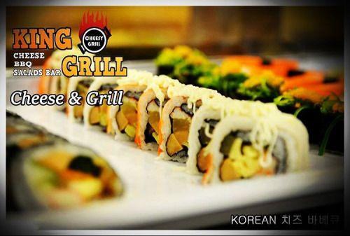 치즈 바베큐 레스토랑 Cheesy Korean BBQ Restaurant, King Grill, Samyan, Bangkok, Thailand #Cheese #Cheesy #Korean #BBQ #Buffet #Restaurant #Kinggrill #chula #impark #Samyan #Bangkok #Thailand