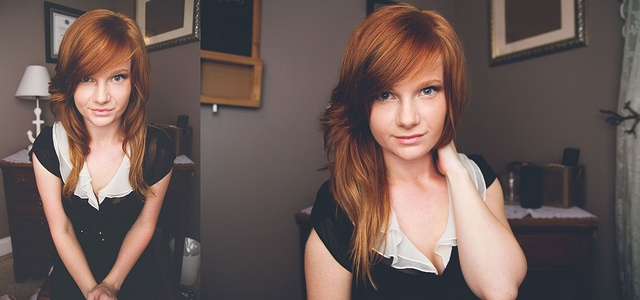 Self Portrait by | Alishia B. Photography | Alishia B. Simpson, via Flickr