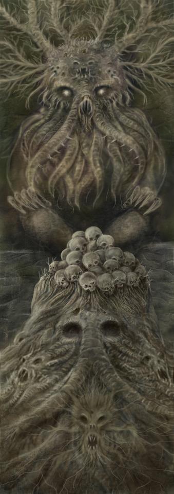 Anthony Ackland via Lovecraft eZine
