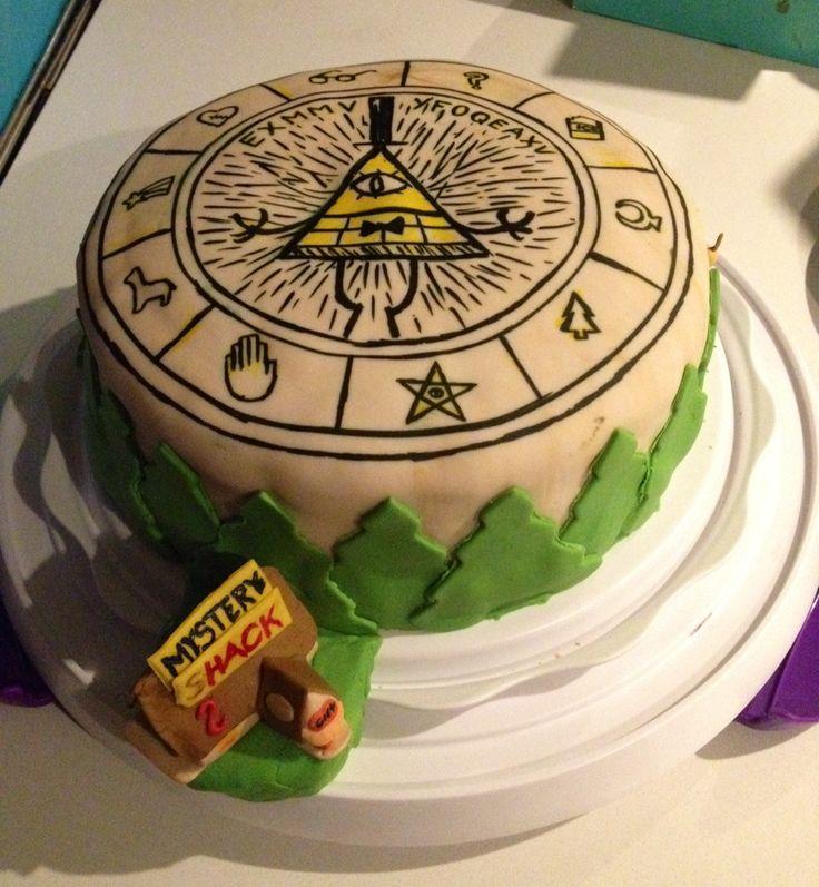 Illuminati Cake Google Search For Xander Pinterest