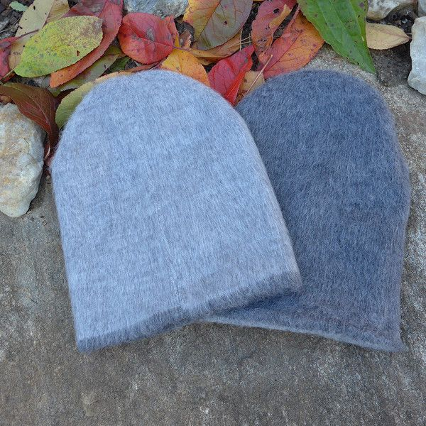 This alpaca hat is extra warm due to double thickness - and it's reversible!  Great for men and women.