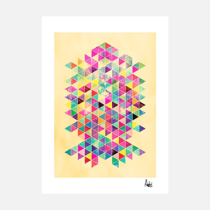eu.Fab.com | Kick of Freshness Print 40x50