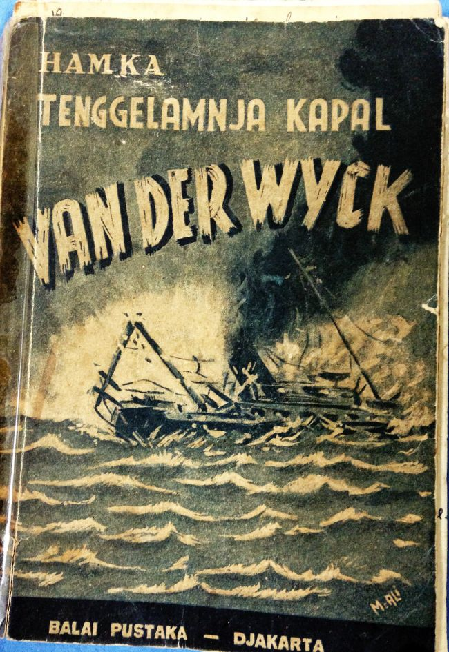 Hamka - Tenggelamnya Kapal Van der Wyck