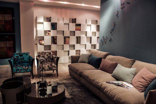 El arte de vivir con Roche Bobois - Look Magazine