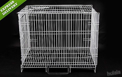 X-PRESS DEAL! Metal Pet Cage. Teaches Your Pets Desirable Behavior! FREE Peninsular Delivery.