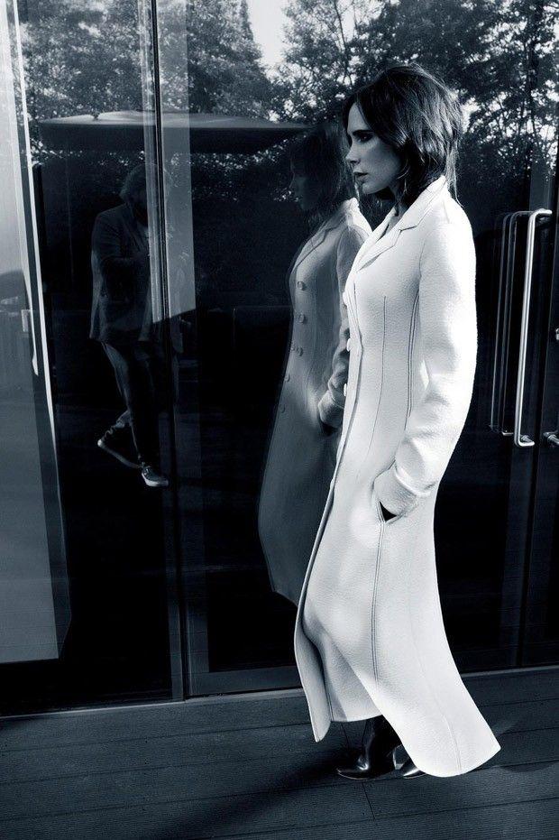 Victoria Beckham for Madame Figaro 2015