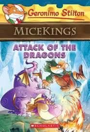 I Heard a Rumour by Nancy Krulik and Attack of the Dragons by Geronimo Stilton With school in Australia now back in full swing I am sure many parents are now back on the home reader treadmill. It is hard…
