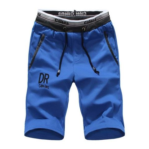 Summer New Elastic Waist Jogger Casual Beach Shorts