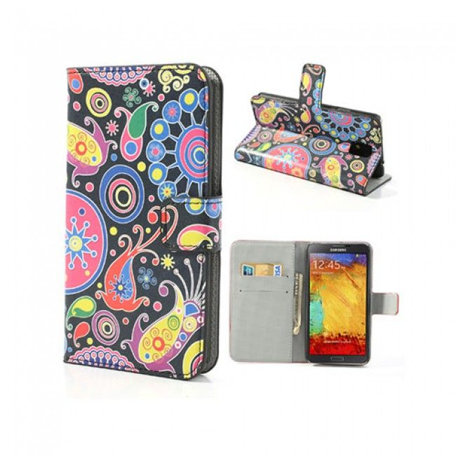 Festival (Futuristinen) Samsung Galaxy Note 3 Nahkakotelo - http://lux-case.fi/catalog/product/view/id/23942/s/festival-futuristinen-samsung-galaxy-note-3-nahkakotelo/category/19108/