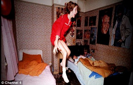 What IS the truth about the Enfield Poltergeist? Amazing story of 11-year-old London girl who 'levitated' above her bed