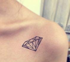 small diamond tattoo - Szukaj w Google