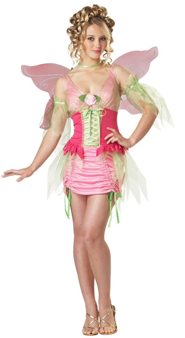 Teen Pixie Fairy Costume | Costume Craze  sc 1 st  Pinterest & 28 best Cup cakes images on Pinterest | Costume Victoria secret ...