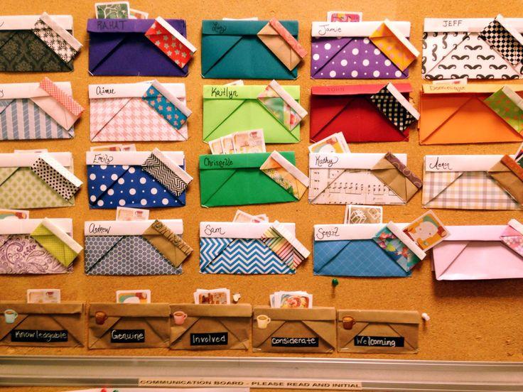 Green Apron Card Board... its a starbucks thang :)